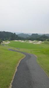 大原・御宿ゴルフコース2013_8