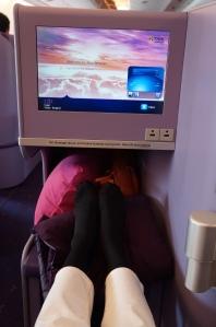 タイ国際航空 ビジネス_2